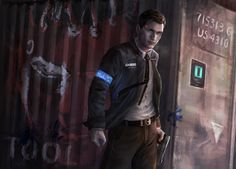 Detroit become human Connor