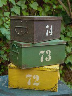 Cajas números id=