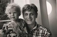 Mikhail Baryshnikov & his son Peter. Photo by Alexander Liberman. Original Gallery Gelatin Silver photograph. Signed: verso. | eBay!