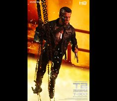 #Terminator2 #Terminator #Battle #DamagedEdition #Masterpiece #JudgementDay #ArnoldSchwarzenegger #Figurines #movable #TerminatorFans #fans #Enterbay #EnterbayUSA #movie #muscular #body #LEDLight #M79Grenade #launcher #accessories #mightyweapons #interchangeable #M79 #M134 #MiniGun #Grenade #blackcarrierbag #damagedface
