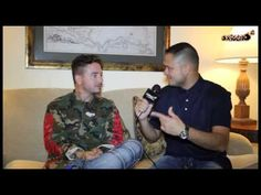 Entrevista J Balvin previo Premios Juventud - YouTube