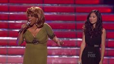 Jessica Sanchez & Jennifer Holliday - Full 4:11 extended version in HD 720p