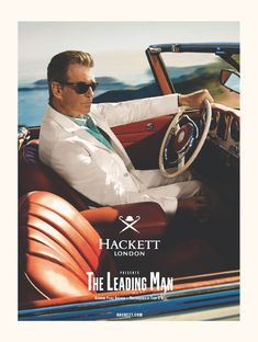 Hackett [Pierce Brosnan, 2014]