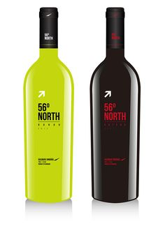 56 North Wine Label. #taninotanino #vinosmaximum