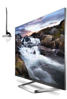 "55"" | Edge LED | Cinema 3D | Smart TV 2.0| Full HD | MCI 800 | Smart Share | DNLA Certified | Wi-Fi | Wi-Di"