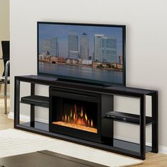 8 best electric fireplace entertainment center images electric rh pinterest com