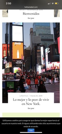 Times Square, Books, Travel, Cost Of Living, Things To Do, Live, Get Well Soon, Libros, Viajes