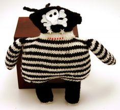 Dread Pirate Robot