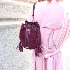 KIA ORA handbag.