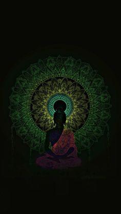 Buda Wallpaper, Zen Wallpaper, Whats Wallpaper, Space Phone Wallpaper, Painting Wallpaper, Cellphone Wallpaper, Buddhism Wallpaper, Buddha Wallpaper Iphone, Leaves Wallpaper Iphone