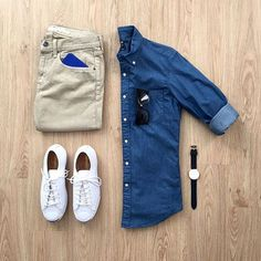 New Sneakers Men Jeans Outfit Ideas - Men's style, accessories, mens fashion trends 2020 Sunday Outfits, Komplette Outfits, Casual Outfits, Casual Attire, Summer Outfits, Casual Wear For Men, Stylish Mens Outfits, Suit Fashion, Mens Fashion