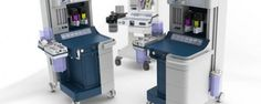 Mobile Anesthesia Machine Redesign