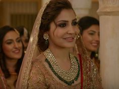 """Though MNS continues to protest against Ae Dil Hai Mushkil, the makers are leaving no stones unturned to keep buzzing about the movie. Sharing a behind-the-scenes video on Instagram, Dharma Movies – the production house backing the movie, revealed that Anushka Sharma wore a lehenga weighing 17 kilos in the song. Talking about her experience, … Continue reading """"Anushka Sharma's 17 Kg Wedding Lehnga !"""""""