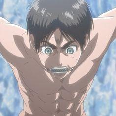 Eren Y Levi, Attack On Titan Eren, Armin, Otaku Anime, Anime Guys, Attack On Titan Aesthetic, Eye Drawing Tutorials, Aot Characters, Anime Boyfriend
