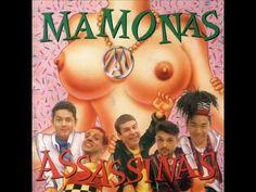 Mamomas Assasinas - Primeiro e Unico Album 1995