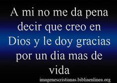Creo en Dios...