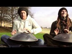 Hang music by Danny Cudd and Markus Johansson - Hang Massive. Hang is a beautiful instrument handmade in Switzerland.