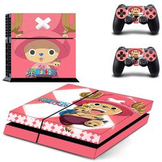 Devoted Ps4 Slim Sticker Console Decal Playstation 4 Controller Vinyl Skin Brunette Video Games & Consoles