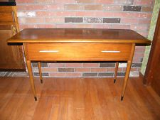 Lane Acclaim Console Table By André Bus 1960 65