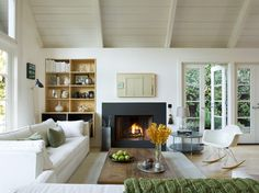 Modern Living in Marin County's Mill Valley by Buttrick Wong Architects. #dreamhouseoftheday