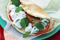 Chicken Koftas with Yogurt Recipe