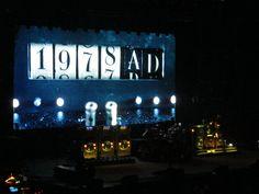 Rush Time Machine 2011 Tour - Montreal, Quebec - April 20th, 2011