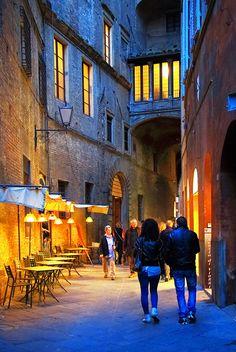 Siena , Italy