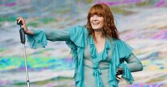 David Bowie 'Heroes' Documentary: Florence Welch Hosts BBC Special for Album's Anniversary Florence And The Machine, Florence The Machines, Fleetwood Mac, Stevie Nicks, Just Amazing, Amazing Women, Florence Welch Style, Machine Songs, Bowie Heroes