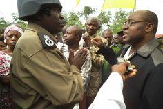 Ugandan President Called King Mumbere Twice Before Massacre