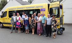 RAVENSHEAD COMMUNITY TRANSPORT: SOUTHWELL RACES TRIP FOR LOCALS...