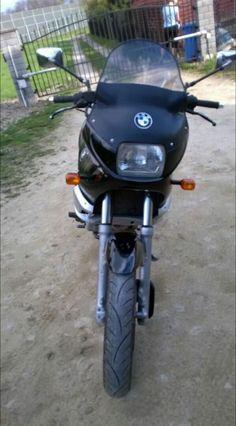 Bmw f 650 cool   windscreen