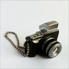 Câmera Chaveirinho - Granulado