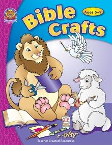 Bible Crafts - Quick and easy #craft projects that are perfect for Sunday School or Vacation #Bible School.