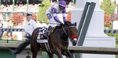 El favorito Nyquist gana el Kentucky Derby....