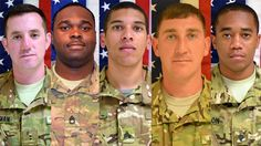 UPDATE: 5 Fort Riley soldiers die in Afghanistan helicopter crash.........This should be the #1 story. God comfort their families.