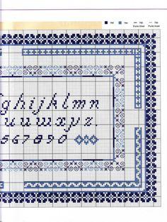 Gallery.ru / Фото #87 - letras y numeros - geminiana