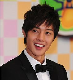 Kim hyun joong cut test smile ever Kim Bum, Asian Celebrities, Asian Actors, Korean Actors, Korean Actresses, Korean Dramas, Boys Before Flowers, Boys Over Flowers, Brad Pitt