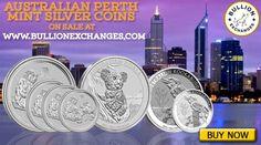 Australian Perth Mint Silver Sale 12/11/15