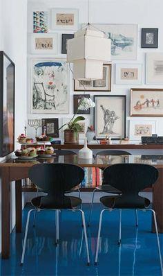 Casal de arquitetos reforma apartamento de 54 m²