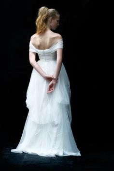 Ethereal gown by Love, Yu
