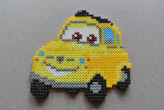 Luigi - Cars hama perler beads by taxie25