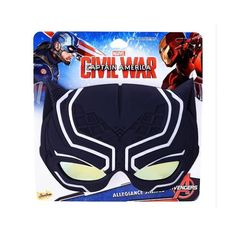 Party Costumes - Sun-Staches - Marvel Civil War Black Panther New sg2499