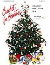 Crochet for Christmas, Star Book No. 83