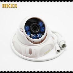 HKES POE Mini IP Camera 720P/960P Security HD Network CCTV Camera Mega pixel indoor Network IP CAM,ONVIF H.264, Free Shipping