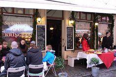 Cafe Kringlan in Haga, Gothenburg, Sweden Photo Heatheronhertravels.com