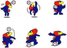 France 98 - Footix