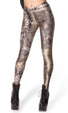 These are kind of cool. Who doesn't want a map of Middle Earth on their leggings? From Amazon.