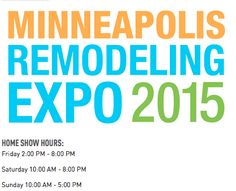 Minneapolis Remodeling Expo Amusing Think And Break Out Hypnosis Minneapolis Www.thinkandbreakout . Design Inspiration