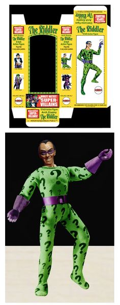 Mego custom action figures - - Yahoo Search Results