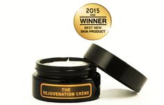 #The_Rejuvenation_Creme is the #best #antiaging #skin #care #product of the #year for #men and #women.